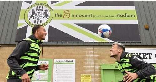 , Fans invited to rename Forest Green Rovers' stadium
