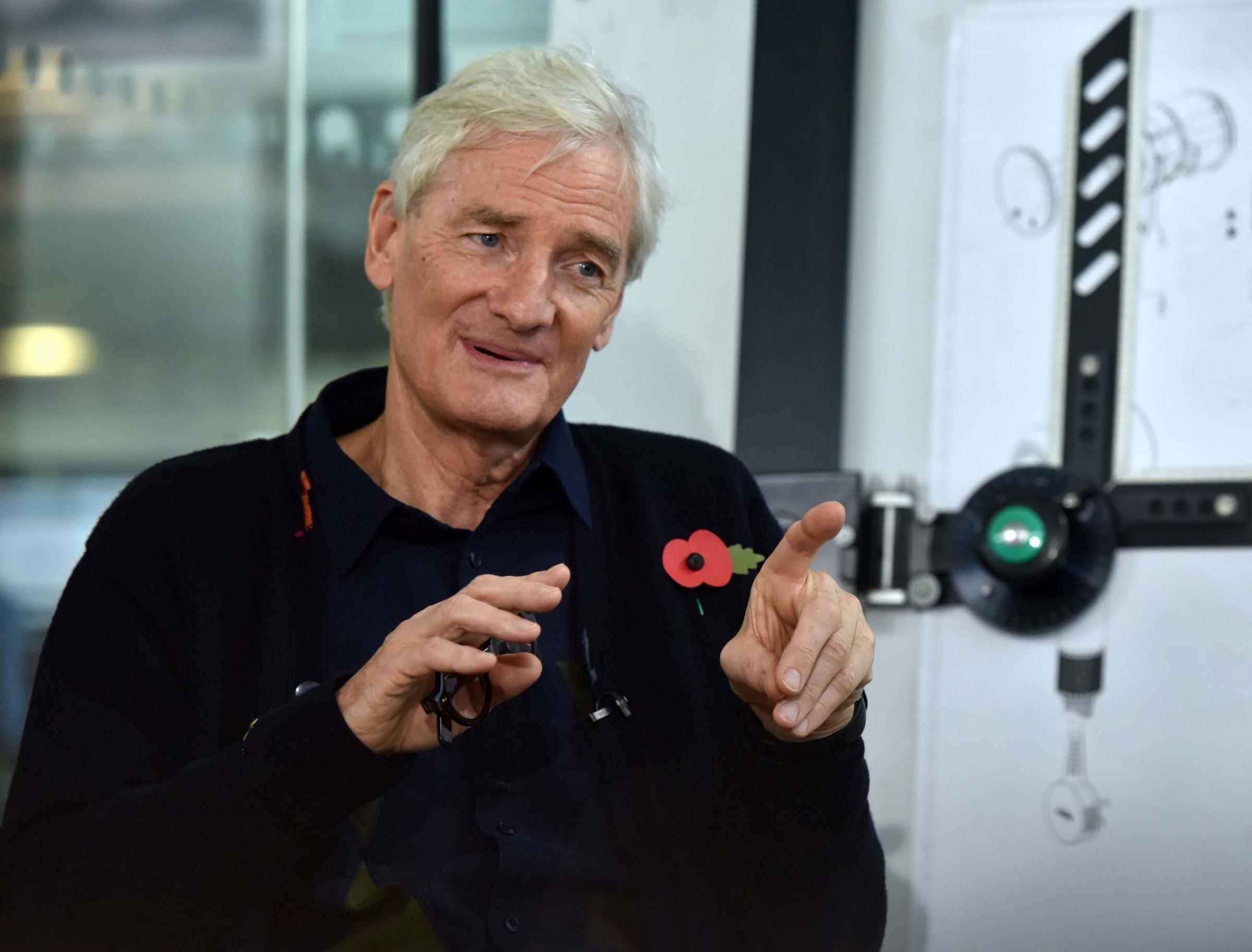 , Boris Johnson told Sir James Dyson he would 'fix' tax issue