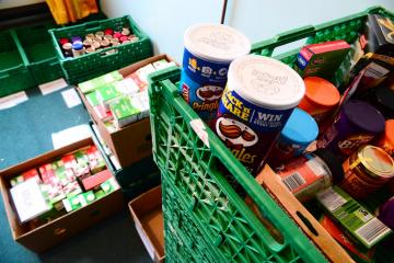 , Malmesbury & District Foodbank reveals impact of Covid-19 pandemic