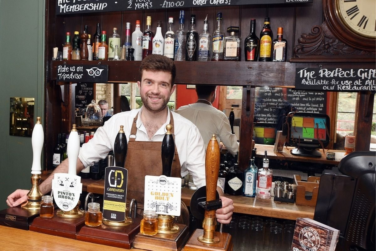 , Stroud spending more in pubs than most in England