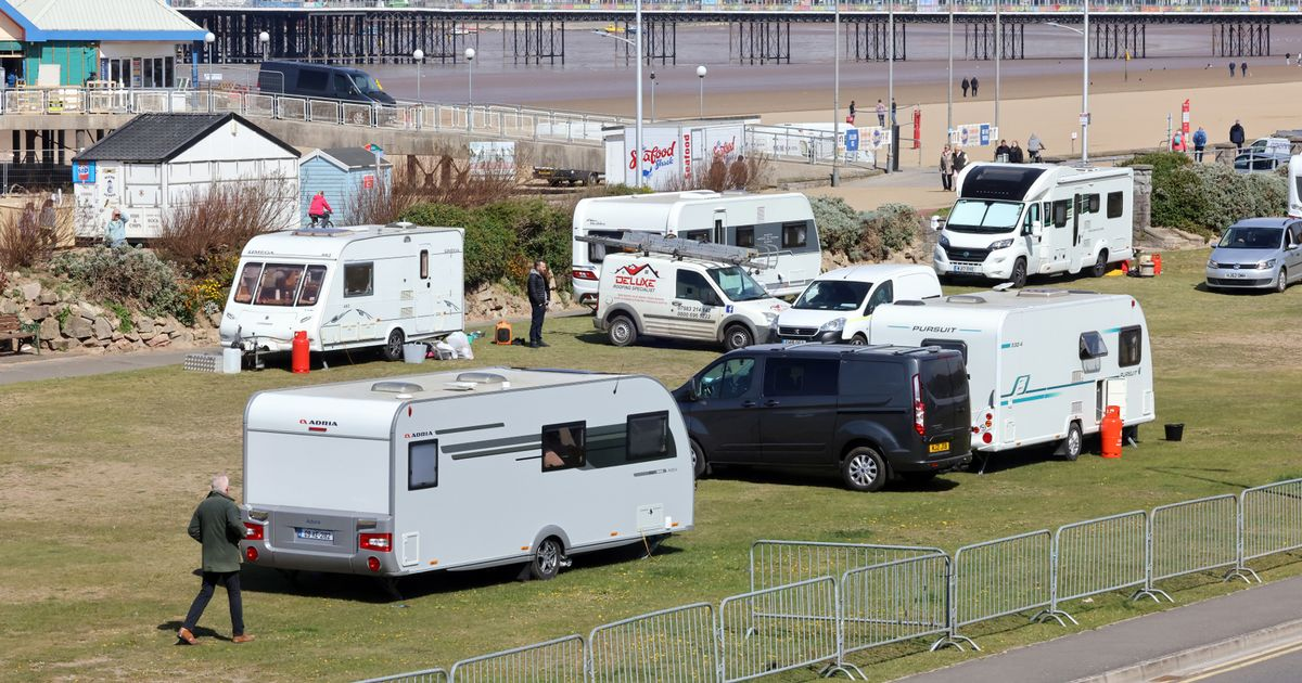 , Physical barriers could be used to block seafront travellers