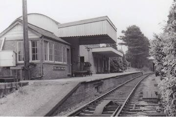 , Stow Railway Station – from steam age to millionaire's paradise